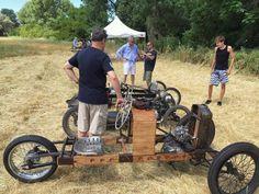 28 Best Reverse Trike Images Reverse Trike Rolling Carts Custom