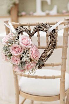 ¿Como hacer un Corazón Rústico con Ramas? Tutorial para hacer un corazón rústico con ramas para decorar vuestra boda. Ideas para Bodas. Blog de Bodas