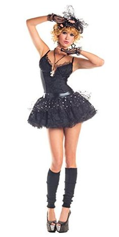 Adult size Material Girl Pop Star Costume Madonna 3 sizes Tag a friend who would look good in this! Pop Star Costumes, Halloween Costumes, Material Girls, Costume Accessories, Costumes For Women, Sexy Outfits, Madonna, Sexy Lingerie, Fashion Brands