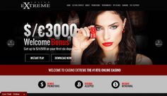Extreme Casino is one of the top USA friendly online casinos out there. They offer same day payouts and if you are worried about anonymity, you can also pay with Bitcoin.  Here you can find a complete review of casino Extreme plus their withdrawal times on different payment methods. Powered by RTG.