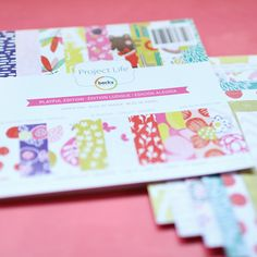 Playful Edition 6x6 Paper Pad $5.99