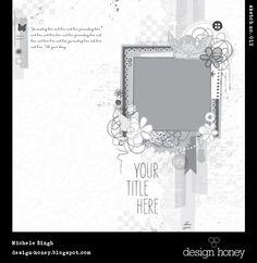 Adesigngirl's Gallery: design honey sketch no. 012