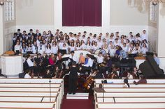 Fall Music Concert - Practice Session by WillistonNorthampton, via Flickr