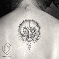 Exquise Fine Line et Dot-Filled Tatouages de Nature par Bicem Sinik - Mon moderne Met