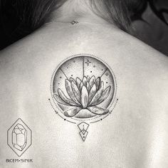 Exquisite Fine Line and Dot-Filled Tattoos of Nature by Bicem Sinik - My Modern Met