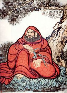 Bodhidharma, The First Patriarch of Chinese Zen Lineage