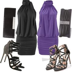 Vogue  #fashion #mode #kleider #look #outfit #style #stylaholic #sexy #dress