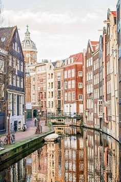 Guide to Amsterdam, 15 awesome things to do as told by a local. - Guide to Amsterdam, 15 awesome things to do as told by a local. Amsterdam City, Amsterdam Travel, Amsterdam Living, Amsterdam Tumblr, Amsterdam Guide, Amsterdam Red Light District, Visit Amsterdam, Places To Travel, Places To See