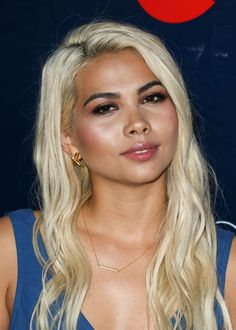Hayley Kiyoko arrives at the CBS, CW And Showtime 2015 Summer TCA Party at Pacific Design Center on August 10, 2015 in West Hollywood, California.