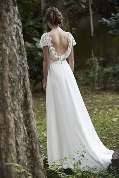 Earhart wedding dress | www.otaduy.co