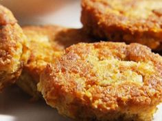 Cajun Catfish Cakes with Remoulade Recipe