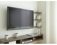 How to Wire a Wall-Mounted Flat Screen | eHow.com