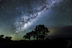 A lovely Night - Taken near Lake Moogerah, QLD, Australia