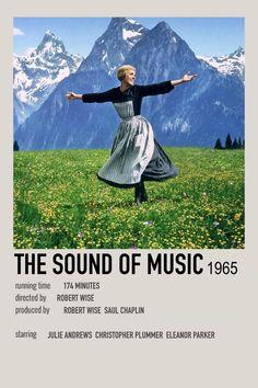 Sound Of Music Movie, Music Film, Broadway Posters, Film Posters, Movie Poster Art, Poster Wall, Hippie Posters, Movie Prints, Movie Covers