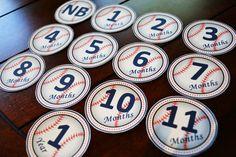 Items similar to Baseball Birthday Banner on Etsy