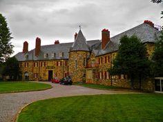 Graylyn Estate, Winston-Salem, NC