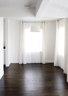 We did layered curtains in the sunroom - looks great, but I'm having trouble finding door blinds to match.