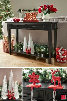 From decorative stocking hangers to giftwrap and craft storage solutions, find chic, easy and affordable DIY holiday decor and organization ideas at rustoleum.com/inspiration