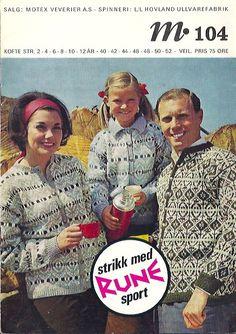 m104 Runes, Veil, Christmas Sweaters, Scandinavian, Baseball Cards, Knitting, Men's Knitwear, Sports, Hs Sports