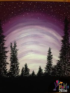 Paint Nite Chicago | December 13th Ovie Bar and Grill