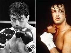 Robert De Niro training to fight Sylvester Stallone in new boxing film - NBC News Entertainment