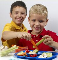Ten Ways to Add Fruits & Veggies to Your Child's Lunch Box | Produce For Kids | Healthy Eating For Kids | Nutrition For You And Your Family
