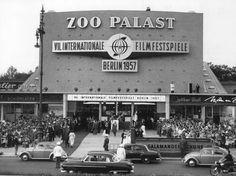 """Ein Blick ins """"Bikini Berlin"""" West Berlin, Berlin Wall, Berlin Berlin, East Germany, Berlin Germany, Kino Berlin, Festival Cinema, The Second City, In The Zoo"""
