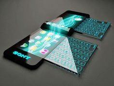design-dautore.com: Transparent Keyboard tecnology