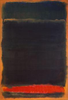 """"""" Mark Rothko """""""