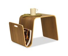 Ply Magazine Table - Organization - Accessories - Room & Board