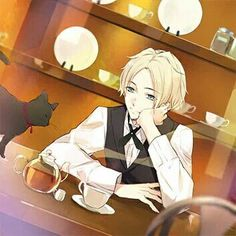TsukiUta Waiter: Aoi