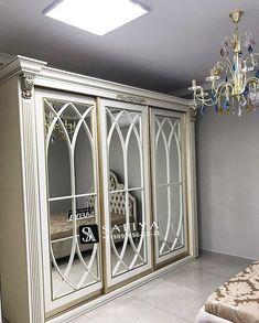 Modern Luxury Bedroom, Luxury Dining Room, Luxury Decor, Contemporary Bedroom, Luxurious Bedrooms, Room Furniture Design, Home Decor Furniture, Mediterranean Living Rooms, Living Room Built Ins