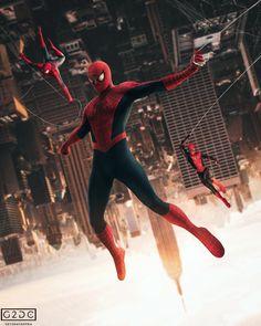 Spider Verse, Deadpool, Avengers, Marvel, Superhero, Twitter Link, Fictional Characters, Instagram, Squad