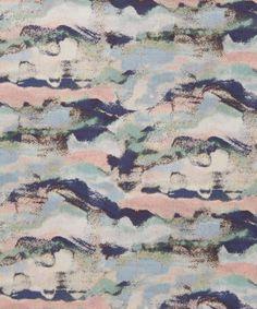 Liberty of London: Sandstorm Liberty Art Fabrics, Liberty Print, Textured Bedding, Cotton Bedding, Cotton Fabric, Abstract Watercolor, Watercolour, Liberty Of London, Pop Up