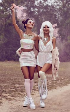 Showpo Has Your Festival Style Covered Showpo hat Ihren Festivalstil abgedeckt Coachella Festival, Music Festival Outfits, Rave Festival, Festival Wear, Hippie Festival, Fancy Dress Festival, Coachella 2018, Festival Costumes, Festival Looks