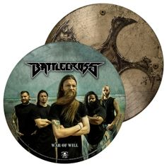 "BATTLECROSS ""War of Will"" Picture Disc"