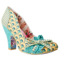 7fb4d2d68 Make My Day from Irregular Choice Okay - I really like these!