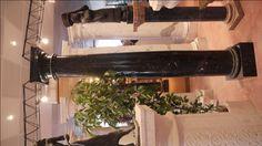 Colonne in marmo - http://achillegrassi.dev.telemar.net/project/colonne-stile-dorico-in-marmo-nero-marquina-lucido/ - Colonne stile dorico in Marmo Nero Marquina lucido Dimensioni:  250cm x 40cm x 40cm Ø 30cm