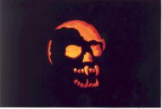 pumpkins | Pumpkin Carving Skull Graphics Code | Pumpkin Carving Skull Comments ...
