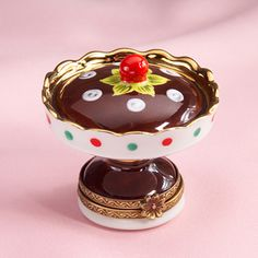 Limoges Chocolate Mousse