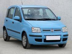 Fiat Panda 2012 Hatchback modrá 8