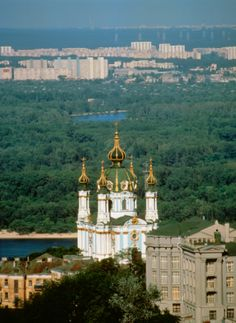 Kyiv - Ukraine, a truly lovely city.