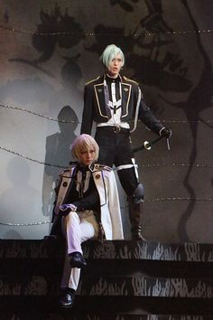 Stage Play, Anime Hair, Touken Ranbu, Black Butler, Live Action, Character Concept, Musicals, Cosplay, Poses