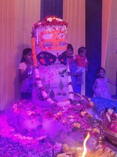 Jai bholenath .har har mahadev Birthday Cake, Birthday Cakes, Cake Birthday