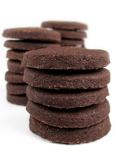 Is there anything better than COOKIES? 🍪I am sharing the 50 Best Cookie Recipes as rated by YOU! 🍪 Find every cookie recipe you will ever need! Chocolate Shortbread Cookies, Dark Chocolate Cookies, Shortbread Recipes, Chocolate Biscuits, Chocolate Flavors, Chocolate Ganache, Chocolate Biscuit Recipe, Biscuit Cookies, Sandwich Cookies