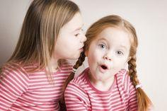 Why do children tell lies?
