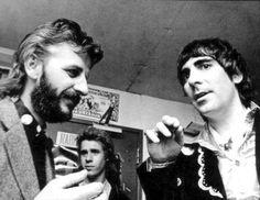 Richard and Keith