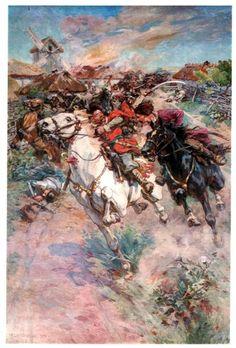 Бій Богуна з Чарнецьким, Самокиш