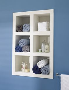 recessed shelving on Pinterest | 20 Pins on recessed shelves ...