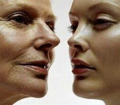 Schönheit und Gesundheit: Pflege für alternde Gesichtshaut